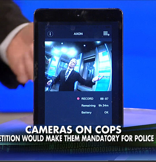 Technology helpful for Ferguson shooting investigation