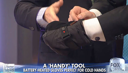 Cool Tech To Keep You Warm This Winter