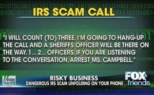 IRS-Scam-Calls and Kurt the CyberGuy