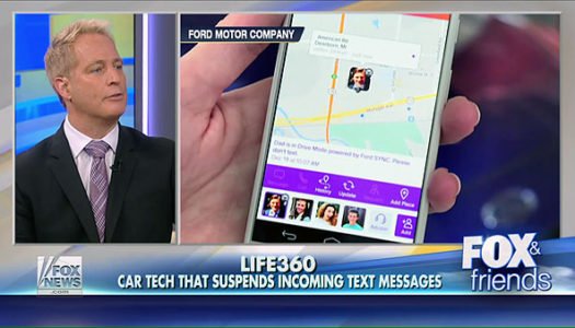 New Technology to Stop Texting While Driving