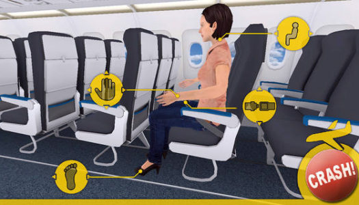 Apps Show You How to Survive a Crash Landing