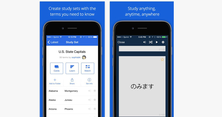 4 Back to School Apps Parents Should Download and Quizlet
