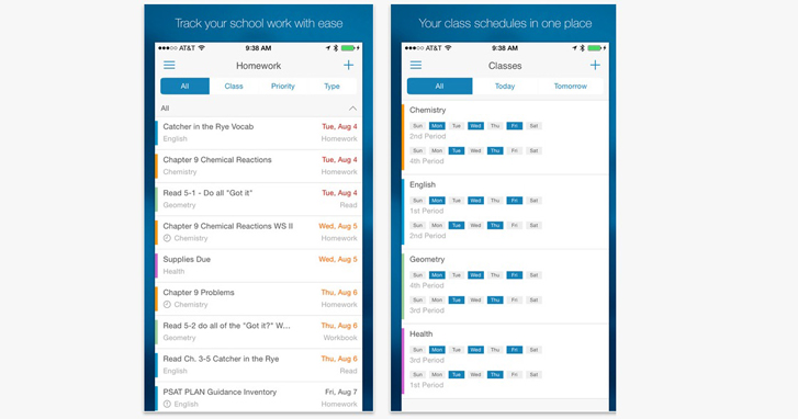 4 Back to School Apps Parents Should Download and myhomework student planner