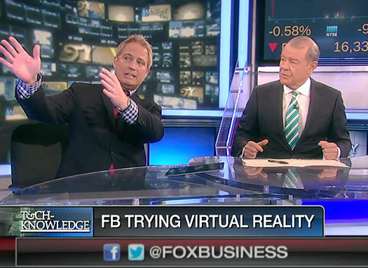 Facebook Bringing Virtual Reality to Your Phone?