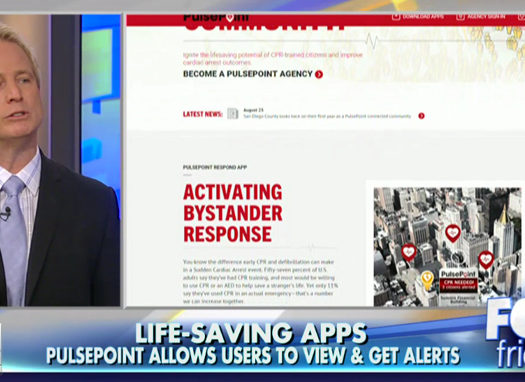 3 Life-Saving Apps During Disaster Time: Pulsepoint app