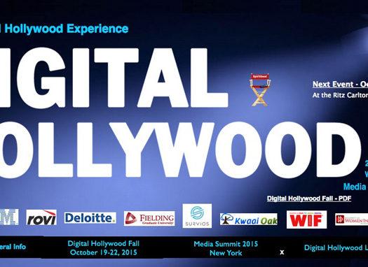 Digital Hollywood and Virtual Reality