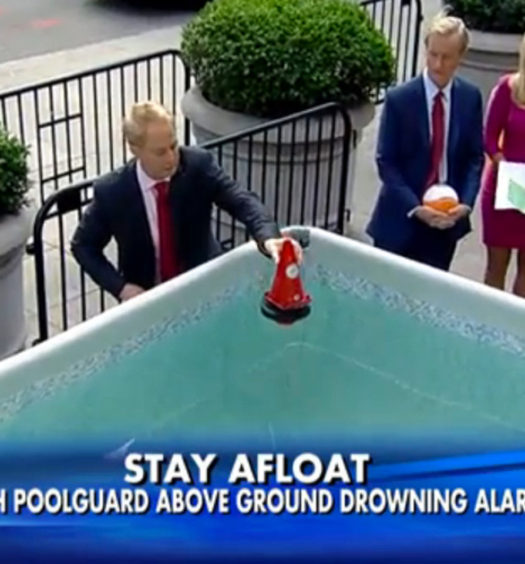 How Pools Are Getting Better At Preventing Drownings