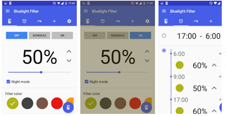 Bluelight Filter For Eye Care Android Apps On Google Play