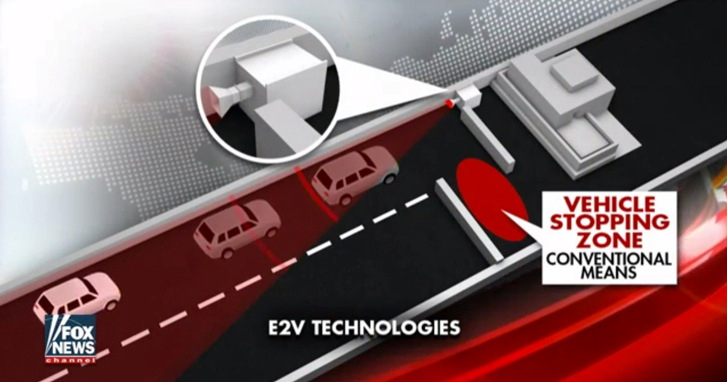 New Technology Could Stop Vehicles From Being Turned into Weapons