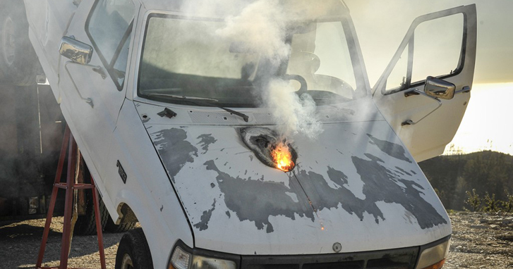 New Technology Could Stop Vehicles From Being Turned Into Weapons Athenatrucktest