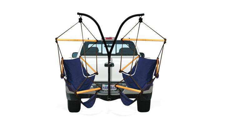 Dual Hammaka Hammock Air Chairs