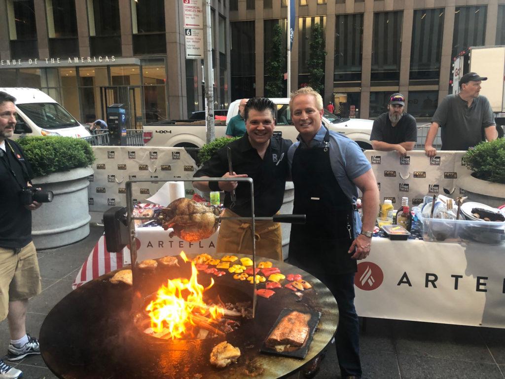 Summer BBQ Tech - Kurt Knutsson and Rich Rosendale