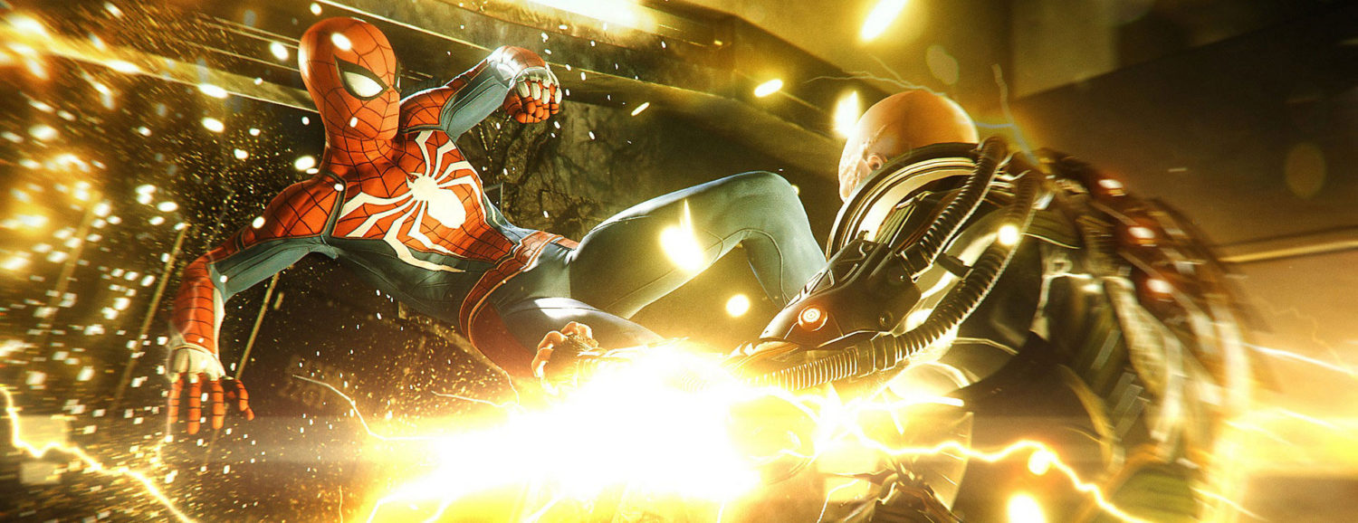 Best Gear For Gamers - Spiderman