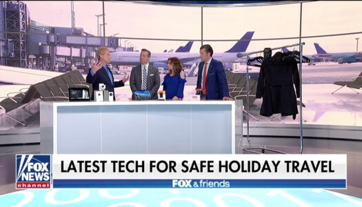Tech For Safer Holiday Travel