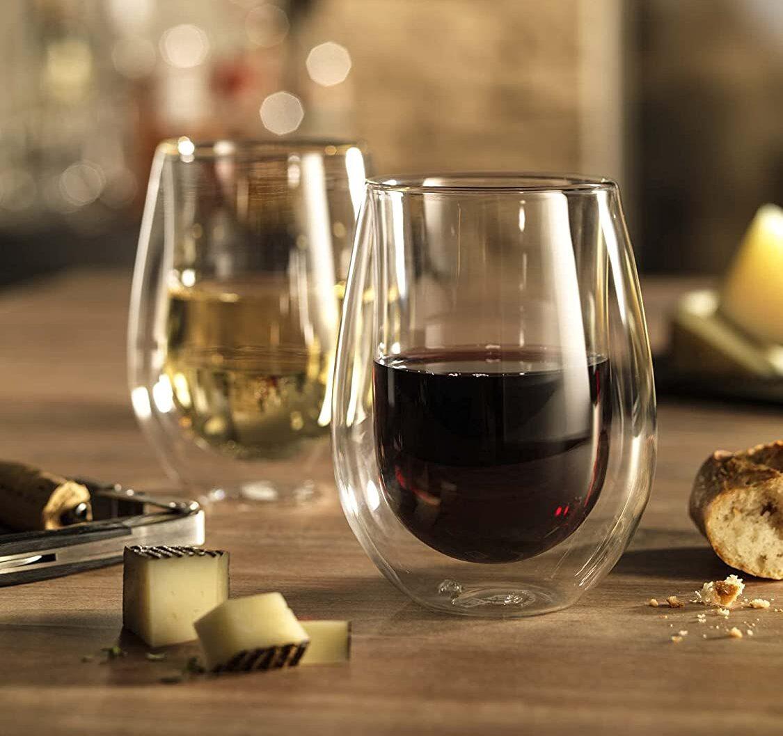 Zwilling J.A. Henckels Double-Wall Wine Glass