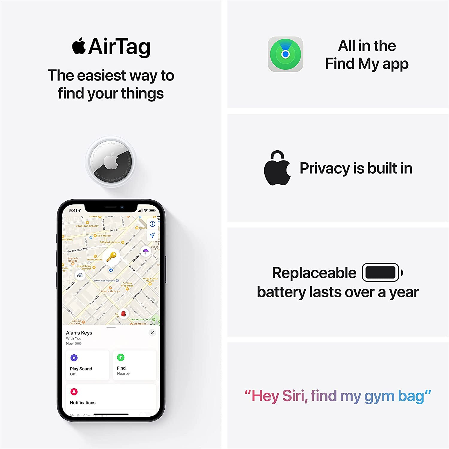 New Apple AirTag 4 Pack: Best Gifts for Pet Lovers