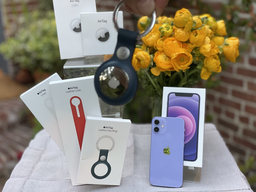 Apple AirTags- Best Mother's Day Gift Guide
