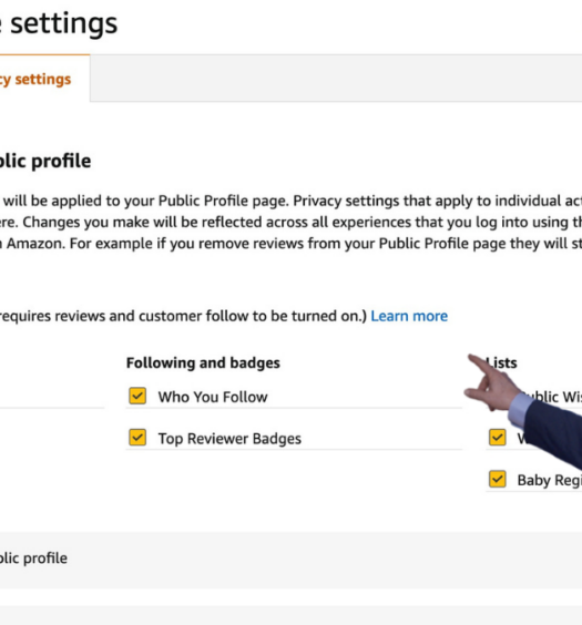 Change these 3 Amazon privacy settings NOW