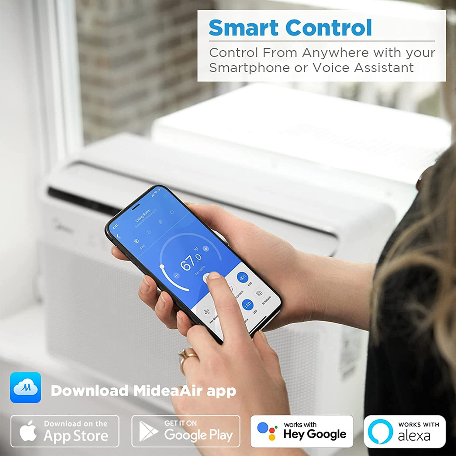Ways Smart Air Conditioners can save you energy costs