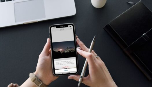How to hide photos or videos on your phone