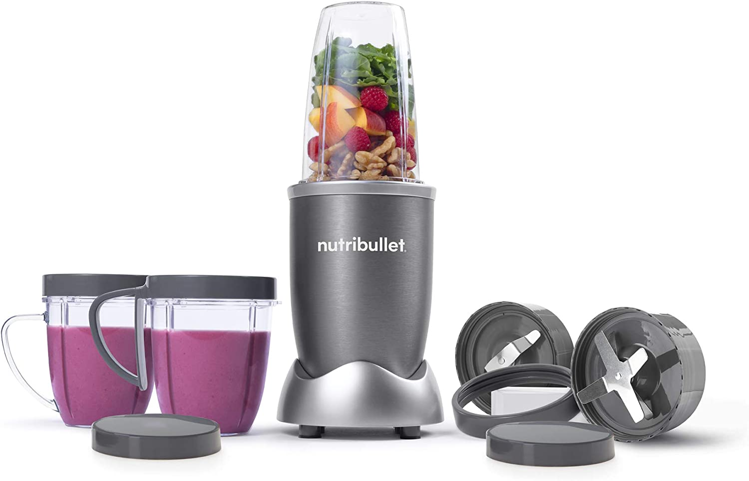 Nutribullet is the one of the most popular personal blenders on the market