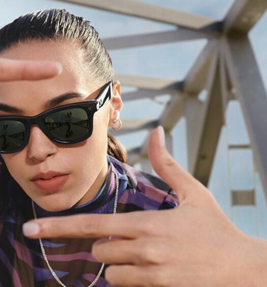 Cool or Creepy? Facebook's first attempt at Ray-Ban Stories smart glasses