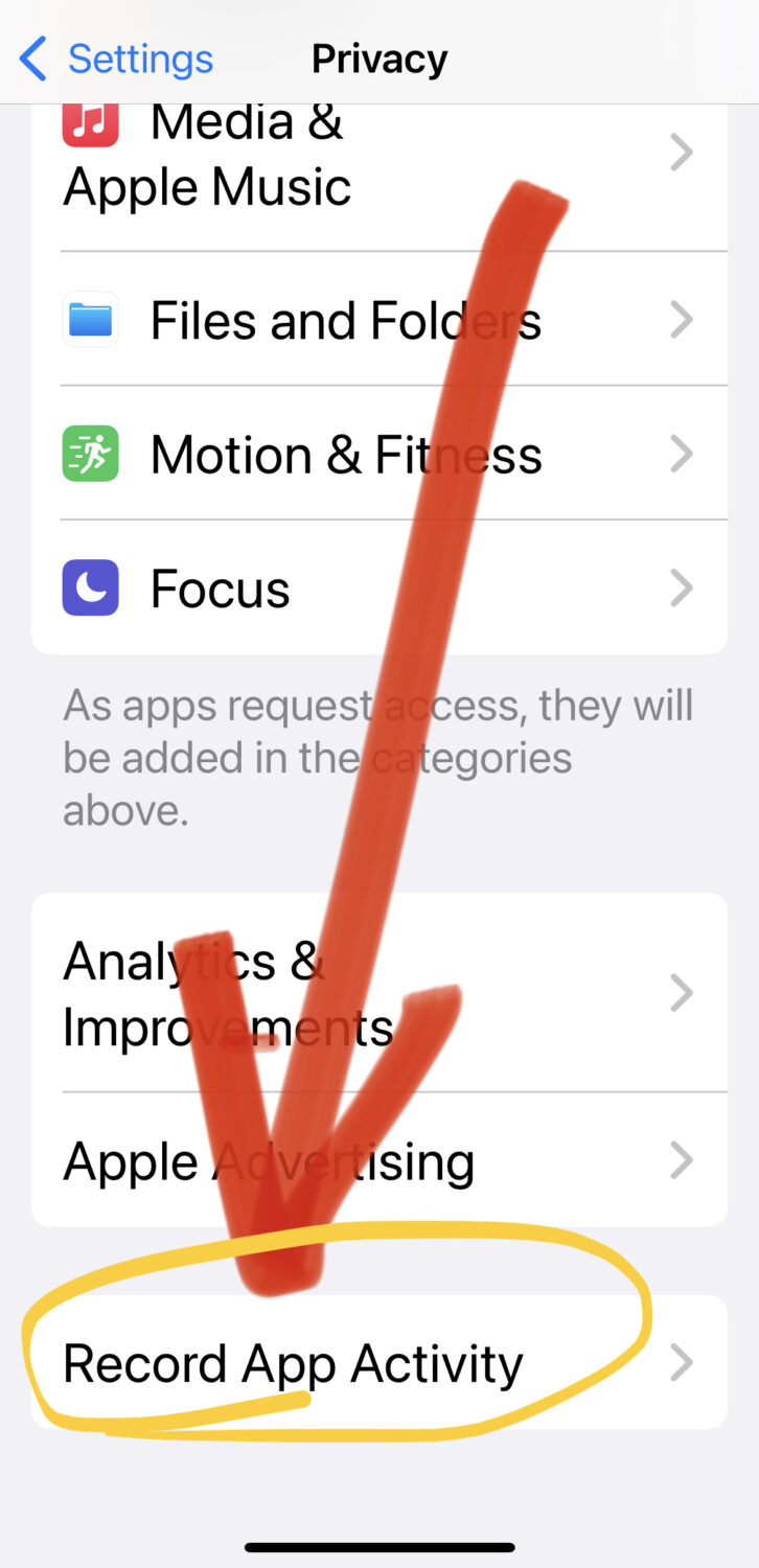 Turn on the most important privacy setting in the new iPhone software