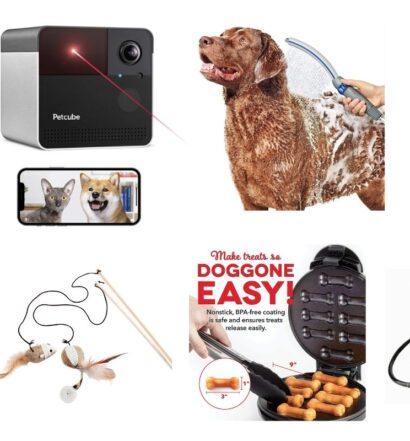 2021 Best Pet Tech Gift Guide