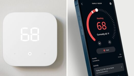 Save money with Amazon's new smart thermostat
