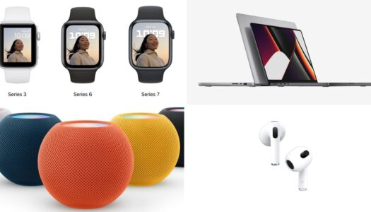 Apple's latest: faster MacBook Pro, AirPods 3 get spatial audio and more