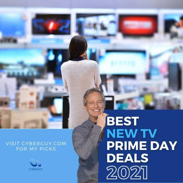 There has never been a better time in 2021 to buy a new TV. From small to humongous, Smart TVs are seeing their lowest prices for the next few days while supplies last.  Link in profile for my picks!  * * * * #technews#tech#techtips#tips#hightech#techie#technology#techtrends#tipsandtricks #gadgets #amazonprimeday #amazonprimedays #amazonprime #primeday #gadgets #amazonfinds #amazondeals #amazon #televisions #tvs #tv