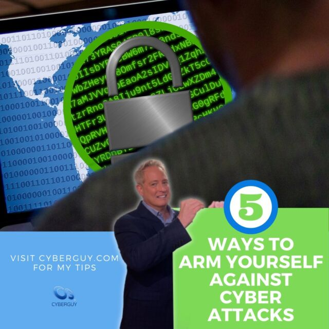 As the world of hackers pulling off one new successful scam after another, here are 5 smart ways to fight off tech troublemakers.  My recommendations at link in profile.  #technews #tech #techtips #tips #hightech #techie #technology #techtrends #kurtalert #foxandfriends #betterwithfriends #tipsandtricks #cybersecurity #passwordmanager #vpns #antivirus #harddrives #sandisk #wifi