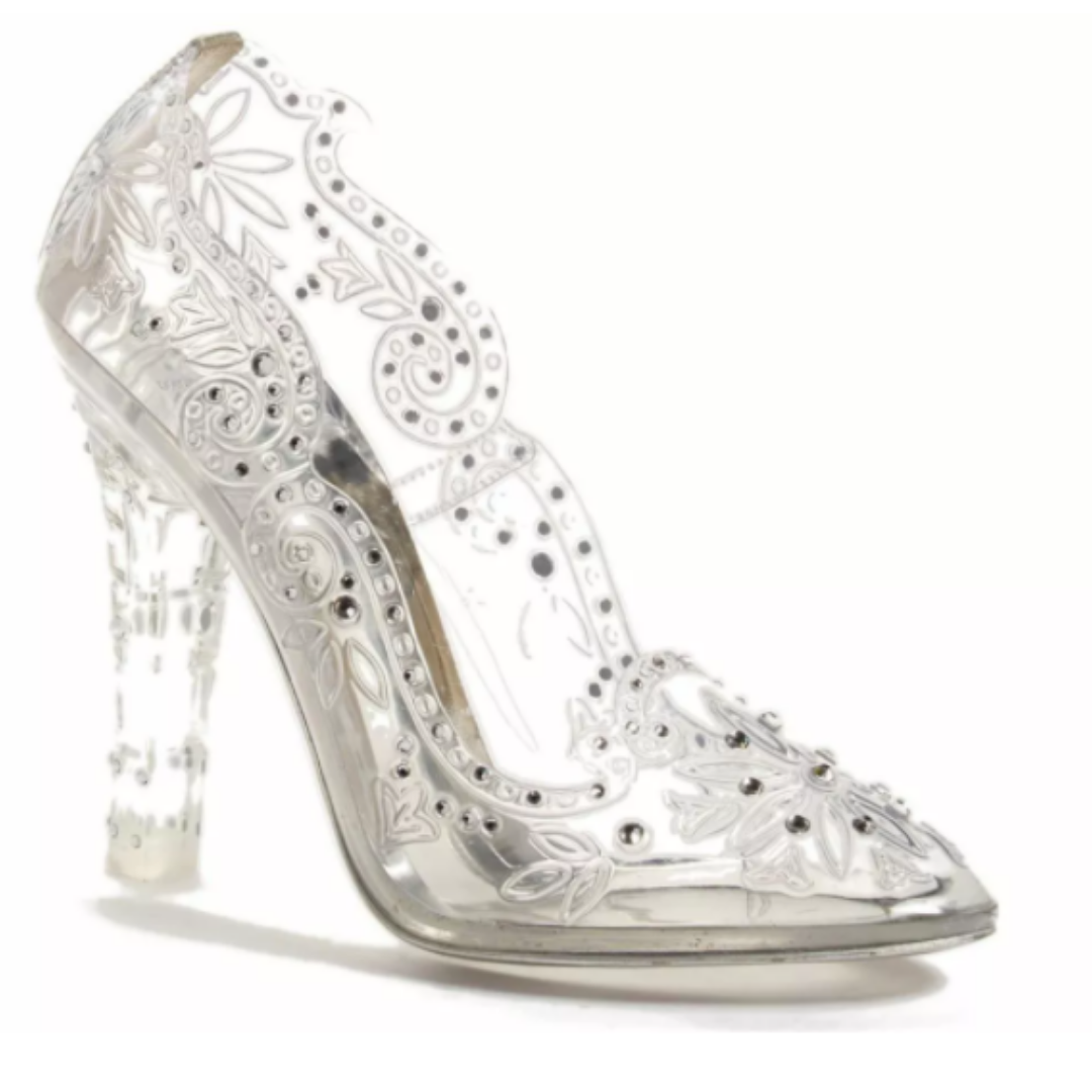 The glass slipper was not an accident and why you might need an executive version of your own.