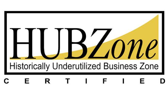 HUBZone-Certified