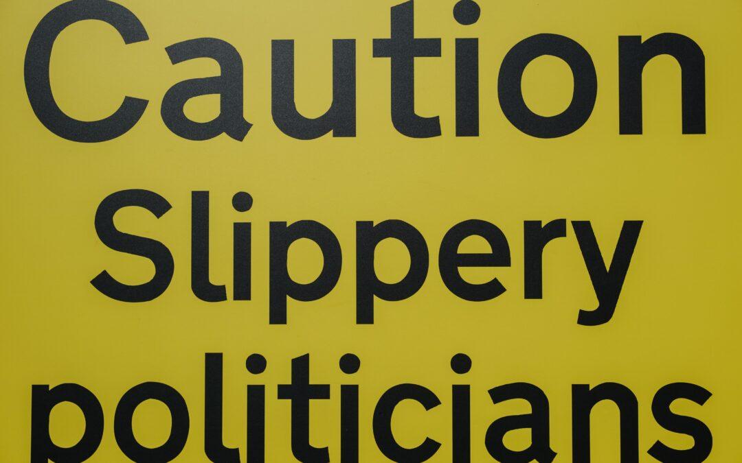 Integrity versus Hypocrisy  – Part 1