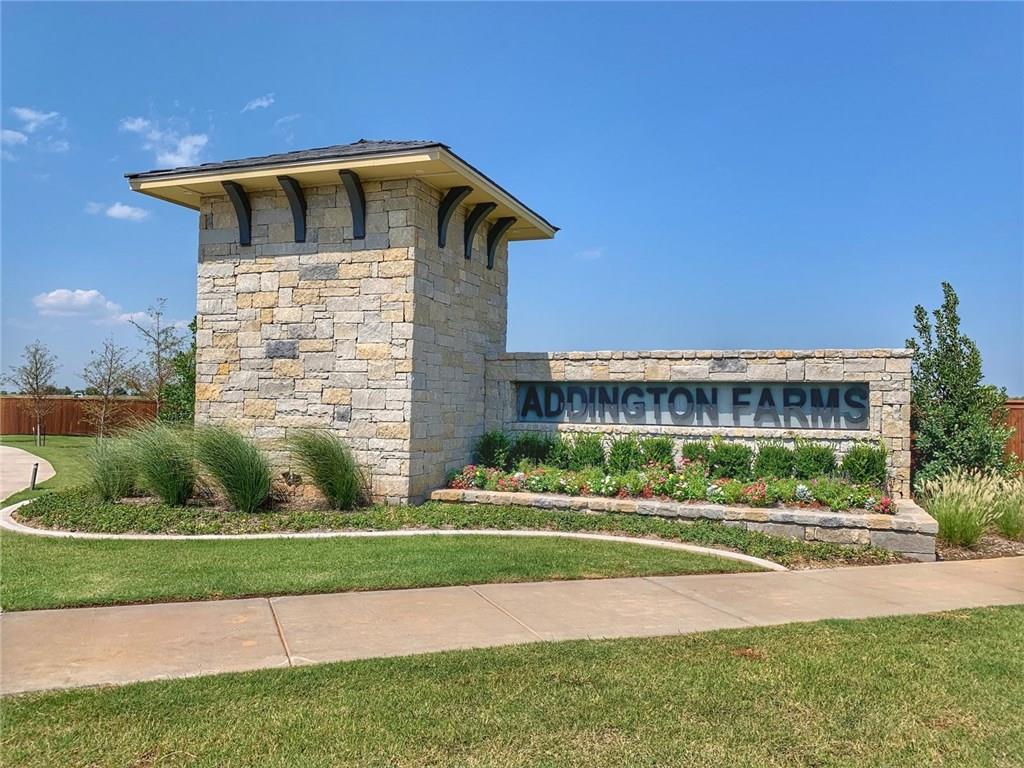 Addington Farms Homes in Edmond OK