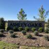 Ashley Oaks Entrance