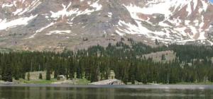 lake irwin colorado paddle boarding