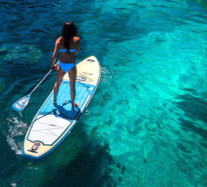 Isle SUP And Surf Paddle board review