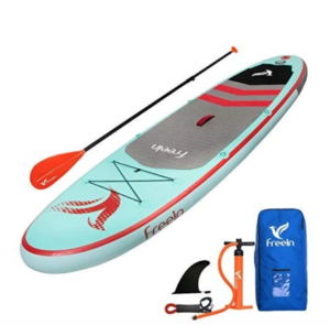 freein 10' paddle board SUP review