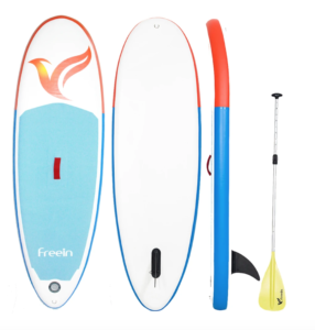 freein kids paddle board SUP review
