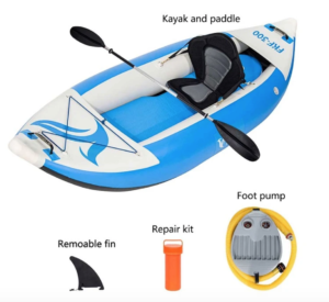 freein inflatable kayak review