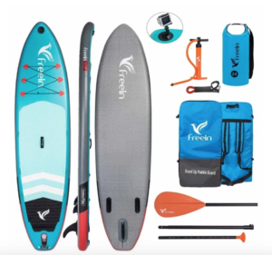 freein explorer paddle board SUP review
