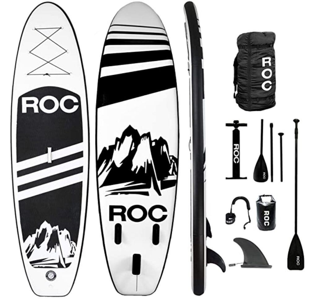 Roc Inflatable Paddle Board Review
