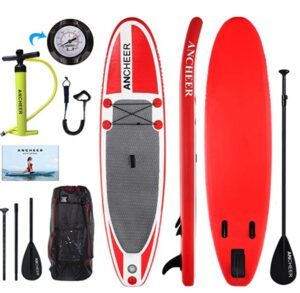 Ancheer paddle board review