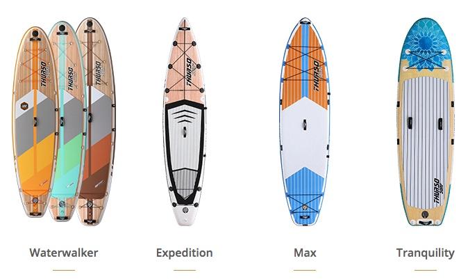 thurso surf paddle board sup reviews