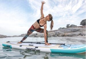 yoga sup tips positions for beginners