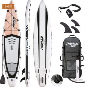 Thurso Touring Expedition Paddle Board Review