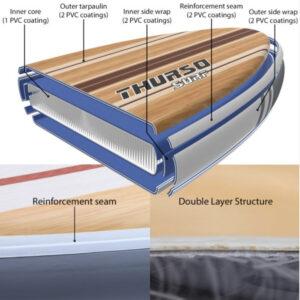 thurso surf board construction details