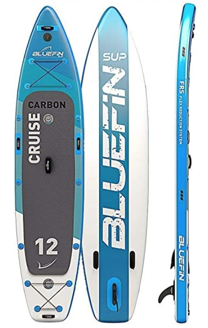 bluefin cruise paddle board 12 foot
